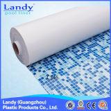 Landyよい防水PVCプールLiner/PVCのビニールはさみ金