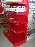 Supermarkt-Metallfußboden-Bildschirmanzeige-Fach
