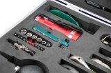 Encoladora de la fusión de Skycom del kit de herramienta de la fibra