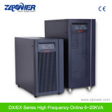 UPS de exibição de onda senoidal pura em linha UPS Power Supply LCD 6-20KVA (EX20KVA)