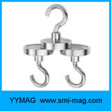 Rare Earth Hooks NdFeB Pot Magnet Hook
