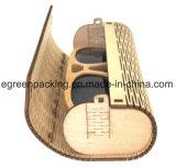 Os óculos de sol Bambu /madeira caso (W1)