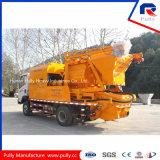 Bomba montada caminhão do misturador concreto de eficiência elevada (JBT40)