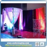 Cortina branca da estrela do diodo emissor de luz para Wedding Deco