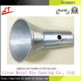 Литой алюминиевый корпус давления светодиодной лампы детали корпуса