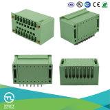 Разъем 300V/8A терминального блока 3.81mm Pluggable PCB мужчины и женщины