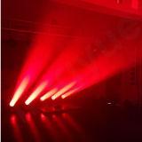 Testa mobile dell'indicatore luminoso 19X15W LED della discoteca della fase dell'occhio RGBW 4in1 dell'ape