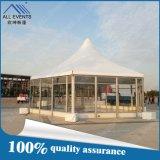 PVCおよびアルミニウムが付いている高品質の六角形のテント