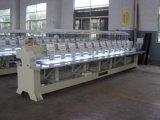 20のヘッド刺繍機械は束ねる装置によって混合した