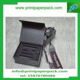 Lusso su ordinazione che imprime il contenitore di regalo impaccante del contenitore di cartone pieghevole con l'inserto della gomma piuma