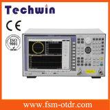 Анализатор сети вектора Eletric измерения микроволны Techwin многофункциональный
