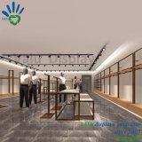 공장 직매 진열대 의복 상점 실내 디자인