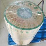 Berieselung-Plastikrohr mit flachen Drippers