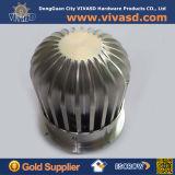 알루미늄 LED 램프 방열기 CNC 기계로 가공 부속