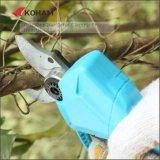 Tijeras de poda eléctricas cortar las ramas de un diámetro máximo de 30mm.