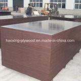 Encofrado de hormigón de 18mm madera contrachapada / 12mm de espesor resistente al agua encofrados de madera contrachapada de