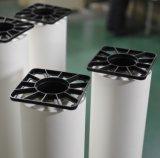 Mini papier de transfert de sublimation du roulis enorme 45/55/60/70GSM du coût bas 5000m/1000m/500m pour le textile de sublimation