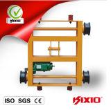 Gute Qualität 10 Tonnen-grosser Aufgabe-Kran, der elektrische Kettenhebemaschine anhebt