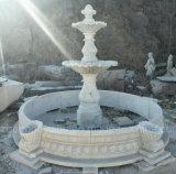 Sur la vente de marbre fontaine de jardin avec piscine