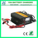 Chargeur de 24V 10d'un chargeur de batterie de stockage (QW-B10A24)