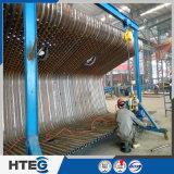 Os componentes da caldeira personalizaram os painéis de parede Shaped da água da caldeira na caldeira da central eléctrica