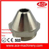 Bocal de pulverizador da maquinaria do CNC Precison da ferragem