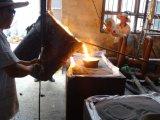 Poche de coulée de fer avec le prix
