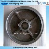 Rostfreier /Carbon Stahlschleuderpumpe Durco Pumpen-Deckel ANSI-