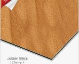 Het aludong-houten Gebruik van het Comité van het Aluminium van de Kleur Samengestelde voor Binnenhuisarchitectuur