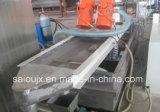 El PE que recicla y máquina de la granulación