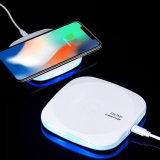 Qi standard K5 Wireless Charger for mobile Phone