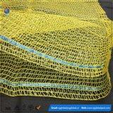 Customized PE Sacos para embalagem Raschel 25kg de batatas de semente
