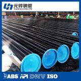 Tubo di acciaio senza giunte del carbonio 114*8 per la caldaia a pressione bassa e media