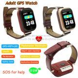 Traqueur de vente chaud de montre de GPS avec l'appel au secours D28 de SOS