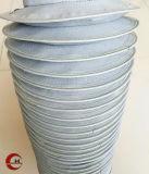 Стекло Al-Foil стекловолоконной ткани циркуляр No-Ring притачным эластичным поясом гофрированный защитные крышки
