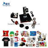 결합 열 압박 기계 (t-셔츠 또는 컵 또는 격판덮개 모자 또는 단화 또는 장갑 또는 찻잔 또는 모자 인쇄를 위해 4에서 1)