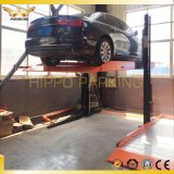 Hydraulische 2 Pfosten-Auto-Hebevorrichtung-Auto-Parken-Lösungen