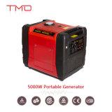5kw et 5,5 kw crête nominale générateur portatif avec démarrage électrique à distance