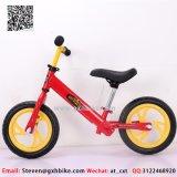 赤いカラー、美しいデザインの軽量のバランスのバイク