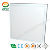 Satisfecho 40W 595*595 de la luz del panel LED impermeable