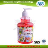 Nueva fórmula Natural jabón de manos líquido Anti-Bacterial verde