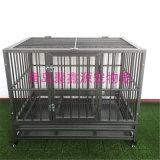 """Cane grande Aquare gabbia del metallo del rifornimento della fabbrica del cane del tubo della gabbia 36 """" 42 """""""