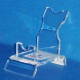 Rek van de Schoen van acrylMensen het Transparante