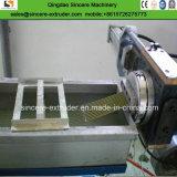Пластмасса PP/PE/Pet/PMMA неныжная рециркулируя машинное оборудование/окомкователь зерения