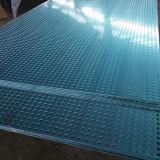 Лист металла квадратного отверстия Perforated