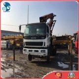 6 * 4 LHD Equipamento Pesado Usado Putzmeister Isuzu Betão Cimento Mixer Truck