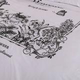 Conjuntos de lujo y elegantes de la cubierta del Duvet del algodón egipcio de las colecciones del lecho