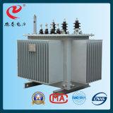 Transformateur triphasé de 10 kilovolts