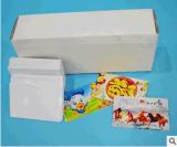 A4 hojas de PVC laminado para la impresión de inyección de tinta, hoja de PVC tarjeta ID.