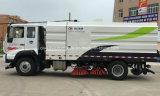 Sinotruk 6 Rad-Straßen-Kehrmaschine-LKW9 Cbm-Sand-Schleife-LKW